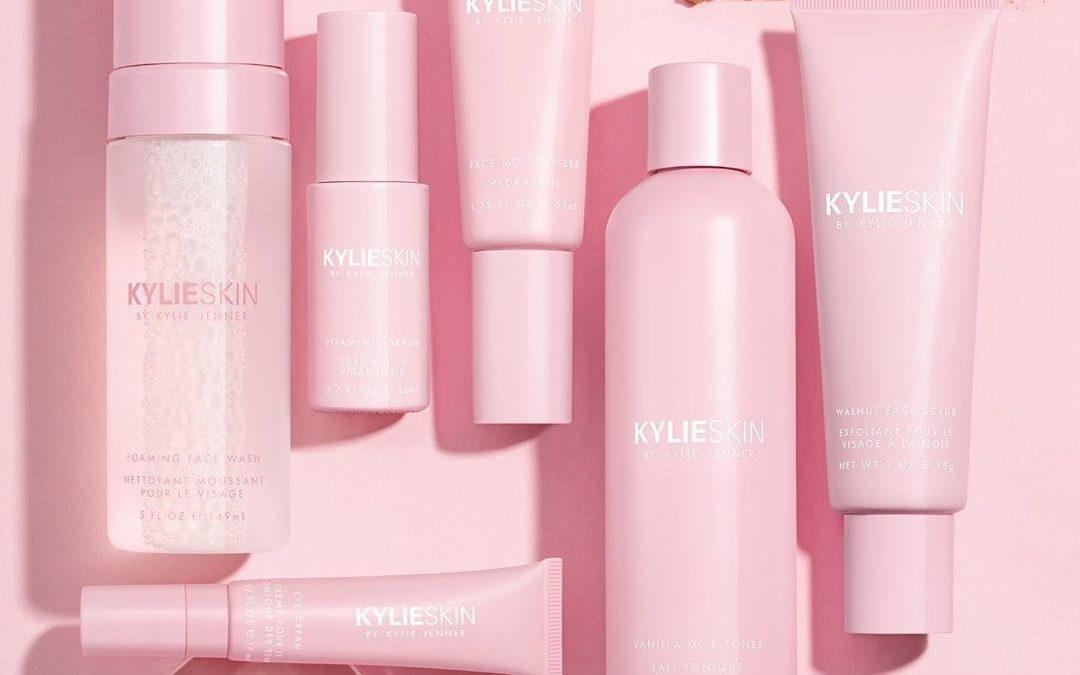 """Kylie Jenner y su nueva Beauty Line """"KylieSkin"""""""