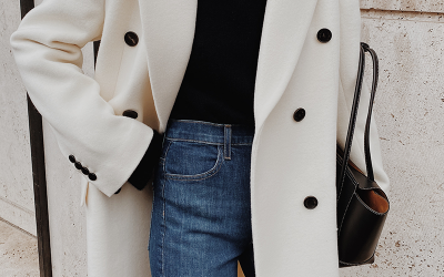 ¡Nuevas ideas para usar tu abrigo!