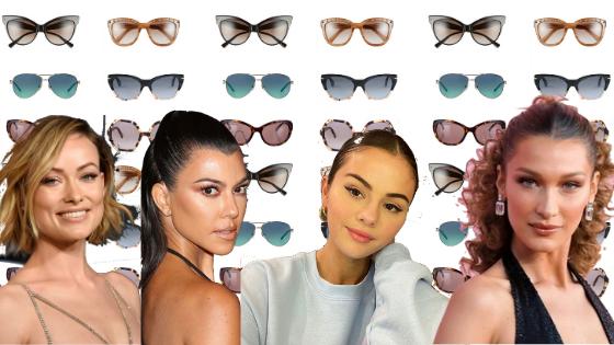 Los lentes ideales para tu forma de rostro. 😎