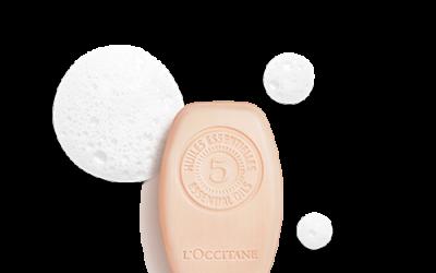 L'occitane shampoo sólido